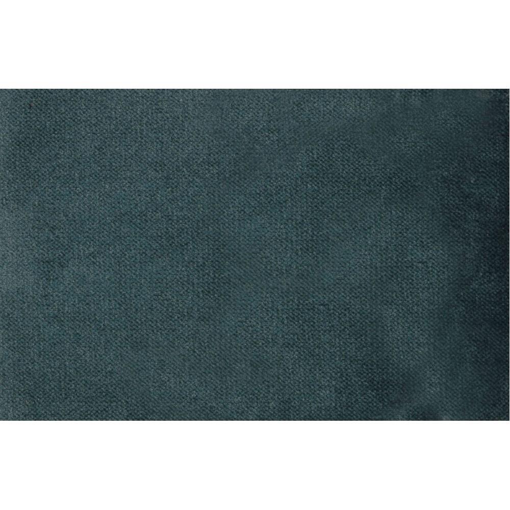 Sofa Rocco, 187 cm, velvetas (žalsvai mėlyna)