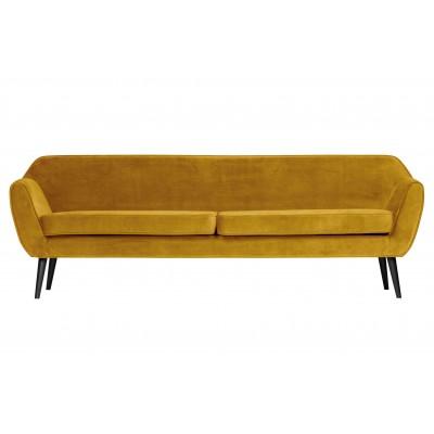 Sofa Rocco XL, 230 cm, velvetas (ochros)