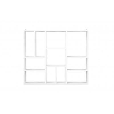 Sieninė lentyna XL su 11 skyrelių