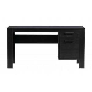 Rašomasis stalas Dennis (juoda)