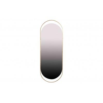 Ovalus veidrodis Sanou XL (sendinto žalvario)