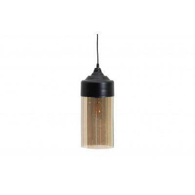 Pakabinamas šviestuvas Pippa, 12 cm skersm. (juoda)