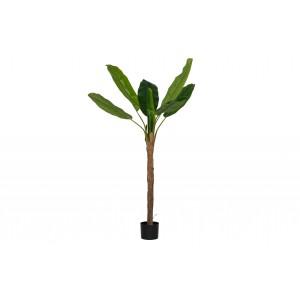 Žalias bananmedis, dirbtinis, 180 cm (1 vienetas)