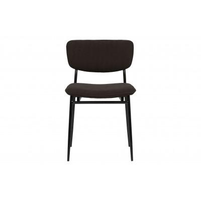 Valgomojo kėdė DanÉ , kordinis velvetas (antracito), 2 vnt.
