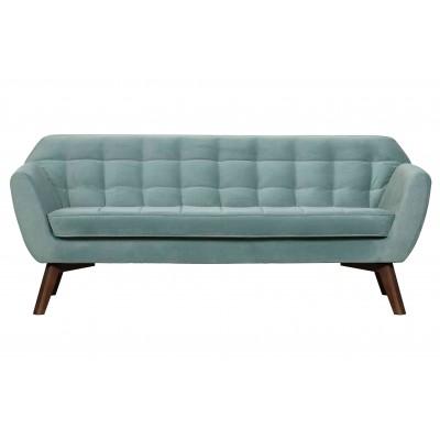 Sofa Roxy, velvetas (šviesiai mėlyna)