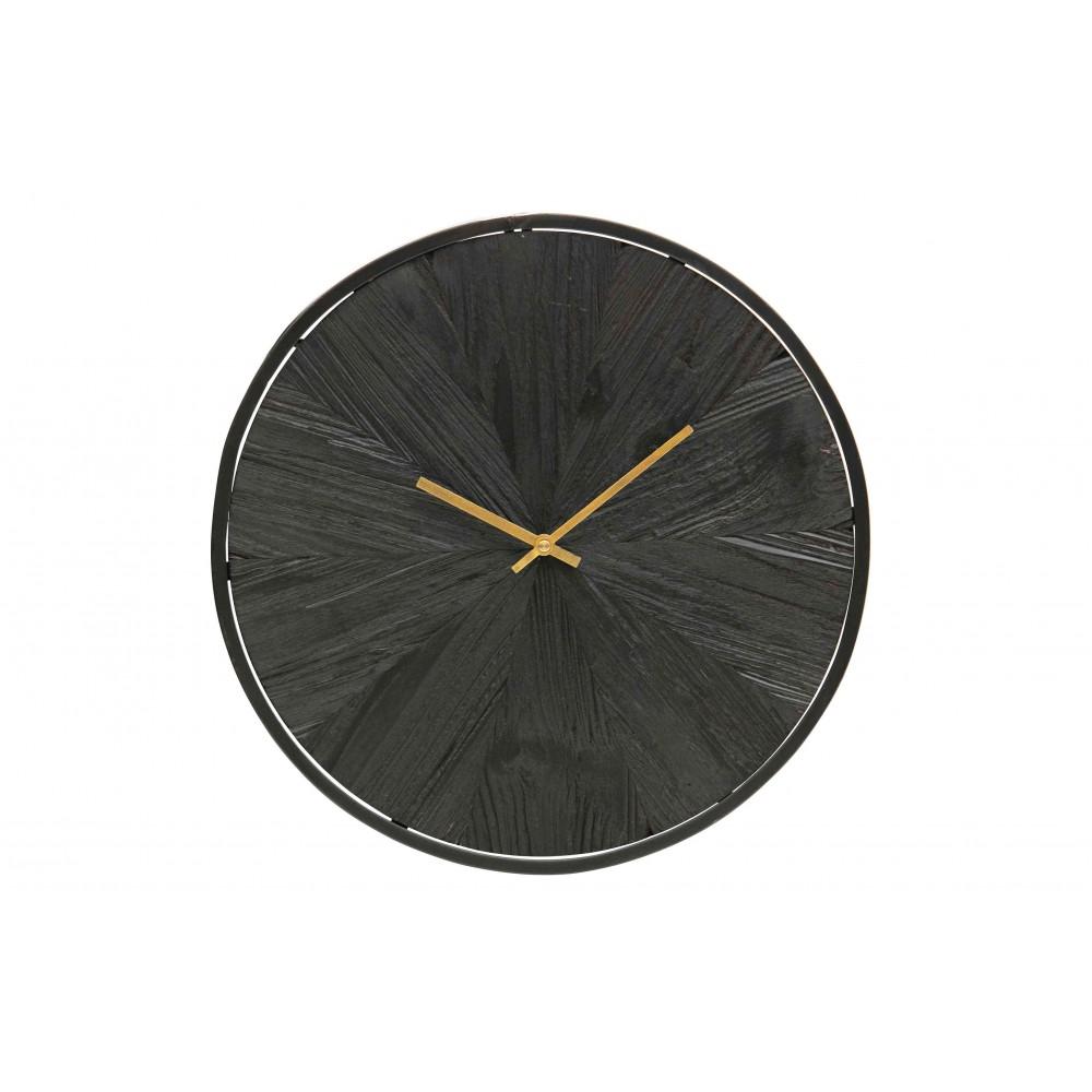 Medinis laikrodis Valentino (juoda)