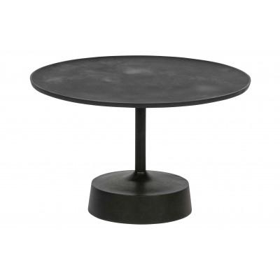 Kavos staliukas Lewis, metalas (juoda)