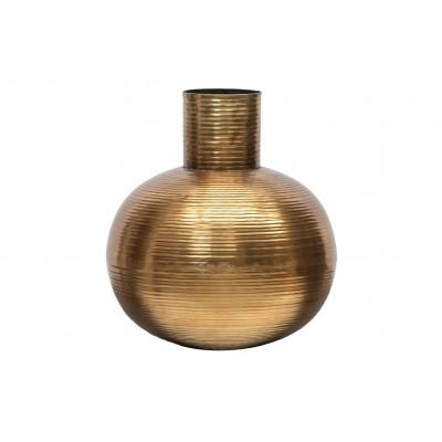 Metalinė vaza Pixie (sendinto žalvario)