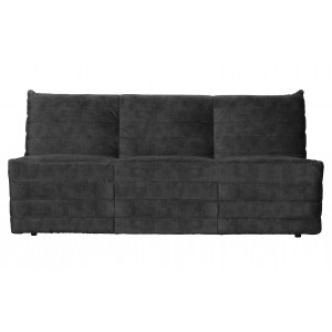 Sofa Bag, velvetas (antracito)