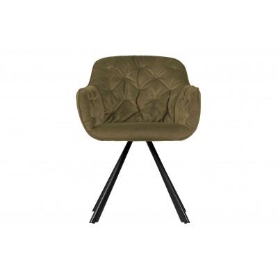Valgomojo kėdė Elaine (rusvai žalsva)