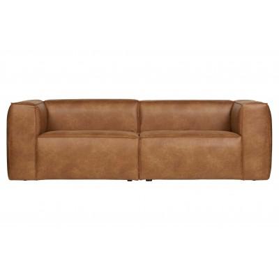3.5 vietų sofa Bean (konjako)