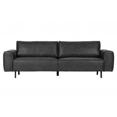 Trivietė sofa Rebound (antracito)