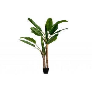Žalias bananmedis, dirbtinis, 138 cm