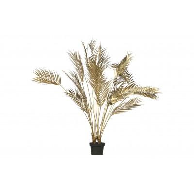 Aukso spalvos palmė, dirbtinė, 110 cm