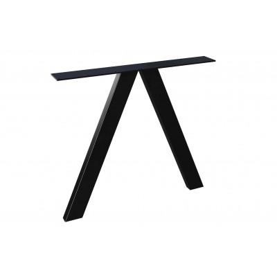 Metalinė V formos stalo koja Tablo