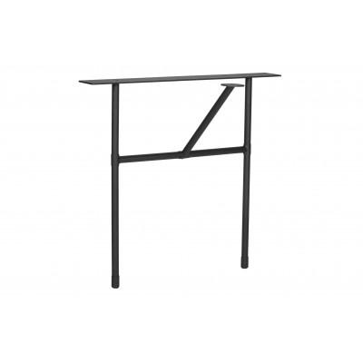 Metalinė H formos koja Tablo
