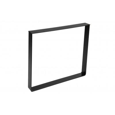Metalinė C formos stalo koja Tablo
