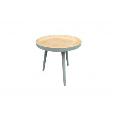 Kavos staliukas Sasha, 41x41 cm (žalia)
