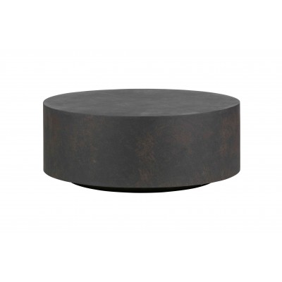 Kavos staliukas Dean L, 32x80 cm (ruda)