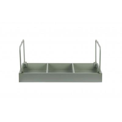 Smulkių daiktų dėžutė Jort Deco, MDF (nefrito žalia)