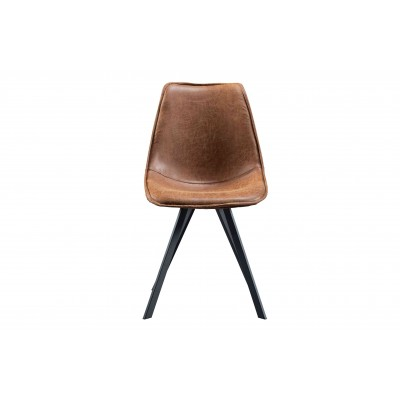 Valgomojo kėdė Swen (konjako), 2 vnt.