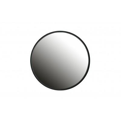 Apvalus metalinis veidrodis Lauren L, didelis