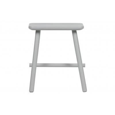 Medinė kėdė Butt (betono pilka)