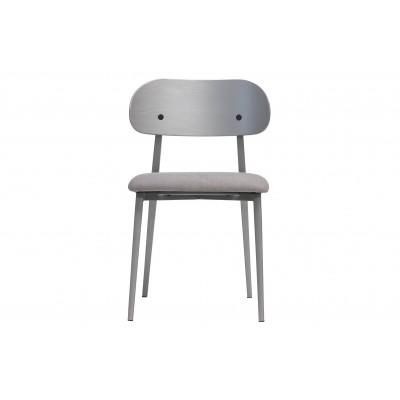 Valgomojo kėdė Class (pilka) (2 dalių komplektas)