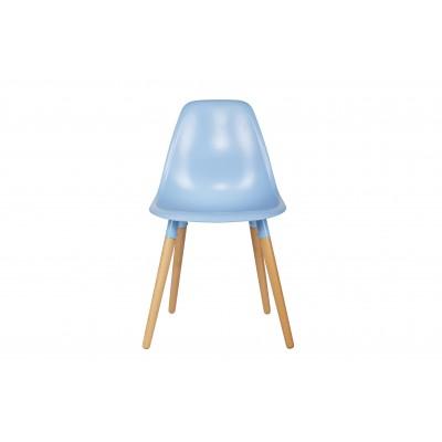 Kėdė Roef, žydros spalvos, 2 vnt.