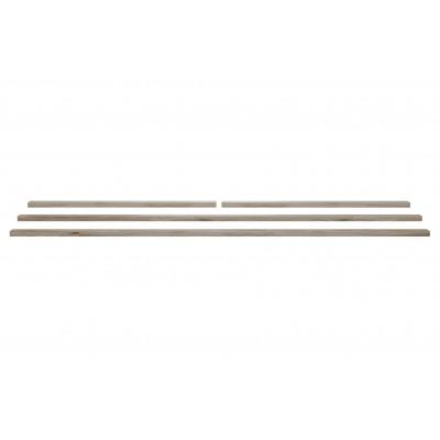 Stalviršio storinimo rėmas Tablo, ąžuolas, 180x90 cm