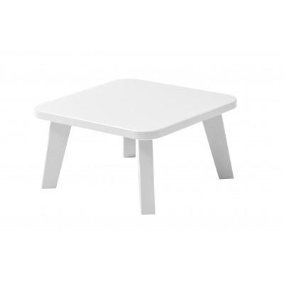 Šoninis staliukas Chicago, 50x50 cm (balta)