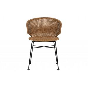 Kėdė Noor (natūralios spalvos)