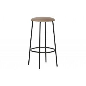 Baro kėdė Mina (šiltai pilka)