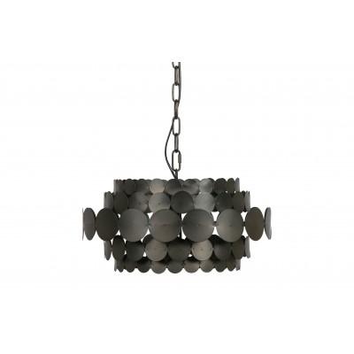 Pakabinamas šviestuvas Kaki, metalas (juoda)
