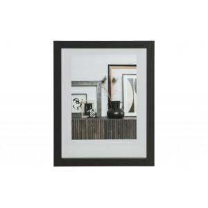 Nuotraukos rėmelis Blake, 50x40 cm, medinis (juoda)