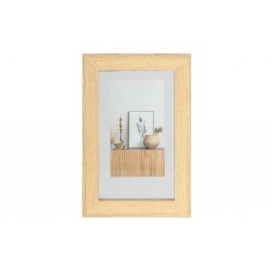 Medinis nuotraukos rėmelis Blake, 30x20 cm (natūrali)