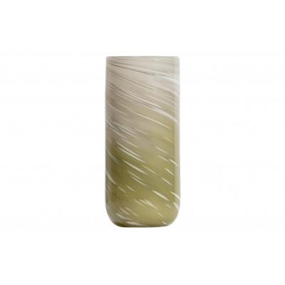 Stiklinė vaza Olan, 29x13 cm skersm.
