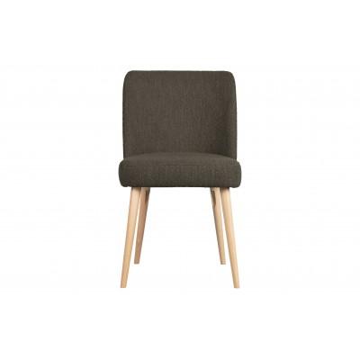Valgomojo kėdė Force, 2 vnt. (ruda)