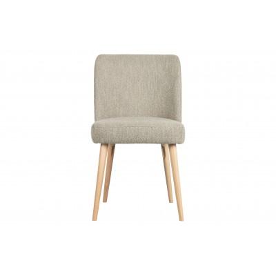 Valgomojo kėdė Force (natūrali), 2 vnt.