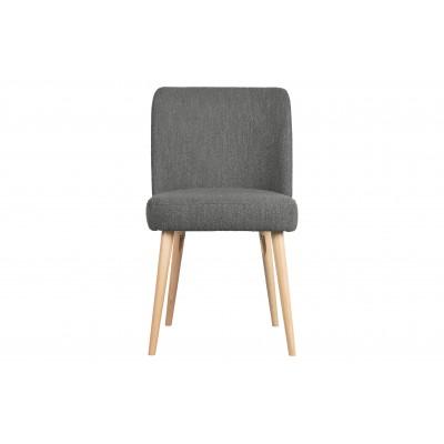 Valgomojo kėdė Force (pilka), 2 vnt.