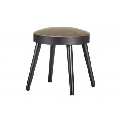Kėdė Laurie, medis (juoda / rusvai žalsva)