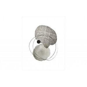 Plakatas Dot & Structure, 40x50 cm