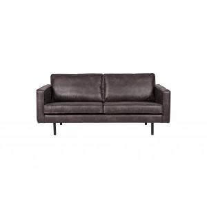 2.5 vietų sofa Rodeo (juoda)