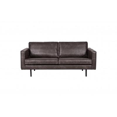 2,5 vietų sofa Rodeo (juoda)
