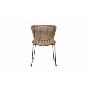 Kėdė Wings (natūralios spalvos) (2 dalių komplektas)