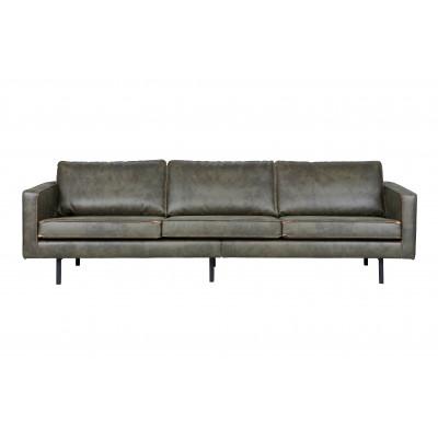 Trivietė sofa Rodeo (rusvai žalsva)