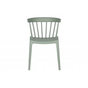 Plastikinė kėdė Bliss (nefrito žalia)