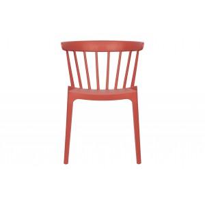 Plastikinė kėdė Bliss (meliono spalvos)