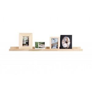 Nuotraukų lentyna Vt, ąžuolas, 100 cm
