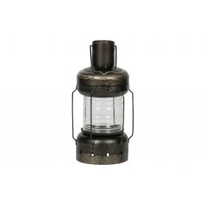 Metalinis žibintas Flash (juoda)